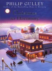 Cover of: Christmas in Harmony