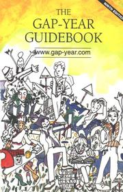 Cover of: The Gap-year Guidebook 2001