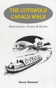 Cover of: The Cotswold Canals Walk