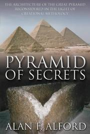 Cover of: Pyramid of Secrets