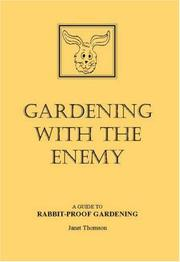 Cover of: Gardening with the Enemy