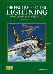 Cover of: The English Electric Lightning