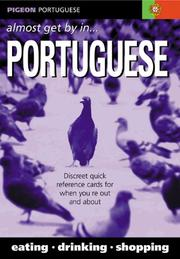 Cover of: Pigeon Portuguese