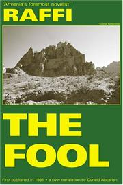 Cover of: The Fool