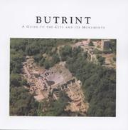 Cover of: Butrint