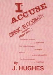Cover of: I Accuse