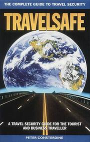 Cover of: Travelsafe