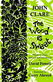 Cover of: The Wood Is Sweet