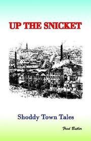 Cover of: Up The Snicket