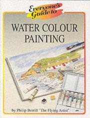 Cover of: Water Color Painting