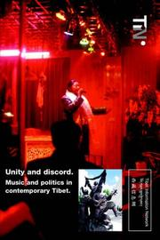 Cover of: Unity And Discord