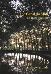 Cover of: The Canal Du Midi