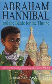 Cover of: Abraham Hannibal and the Battle for the Throne