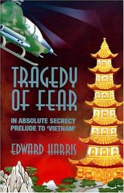 Cover of: Tragedy of Fear