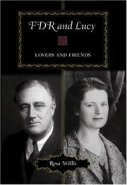 Cover of: FDR and Lucy | Resa Willis
