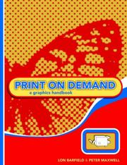 Cover of: Print on Demand | Lon Barfield