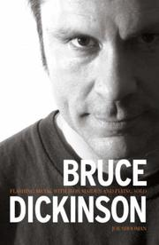 Cover of: Bruce Dickinson