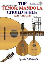 Cover of: The Tenor Mandola Chord Bible (Fretted Friends)