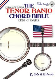 Cover of: The Tenor Banjo Chord Bible (Fretted Friends)