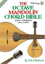 Cover of: The Octave Mandolin Chord Bible (Fretted Friends)