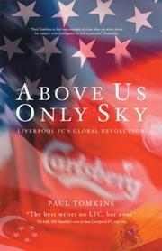 Cover of: Above Us Only Sky