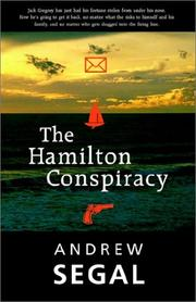 Cover of: The Hamilton Conspiracy | Andrew Segal