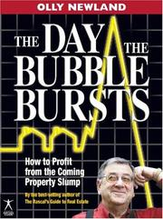 Cover of: The Day the Bubble Bursts