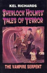 Cover of: The Vampire Serpent (Sherlock Holmes Tales of Terror #3)