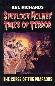 Cover of: The Curse of the Pharaohs (Sherlock Holmes Tales of Terror #1)