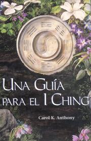 Cover of: Una Guia Para El I Ching