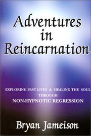 Cover of: Adventures in Reincarnation