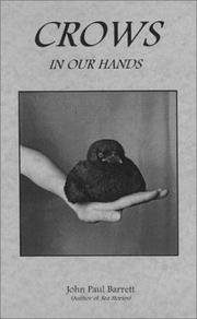 Cover of: Crows in Our Hands
