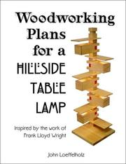 Woodworking Plans for a Hillside Table Lamp (June 1, 2000 edition ...