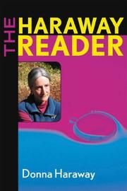 Cover of: The Haraway Reader