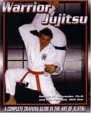 Cover of: Warrior Jujitsu Training Manual