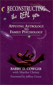 Cover of: Reconstructing the Real You | Barry D. Cowger