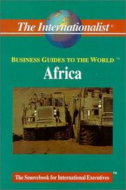 The Internationalist Business Guide to Africa (Business Guides to the World)