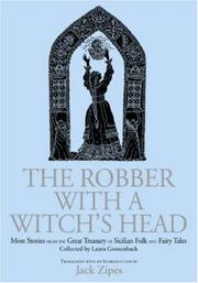 Cover of: The Robber with a Witch