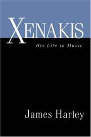 Cover of: Xenakis | James Harley