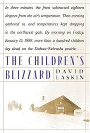 Cover of: The children's blizzard