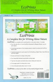 Cover of: Ecoprints