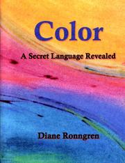 Cover of: Color | Diane Ronngren