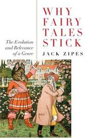 Cover of: Why Fairy Tales Stick | Jack David Zipes