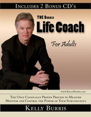 Cover of: THE Burris Life Coach for Adults (Includes 2 Bonus CD