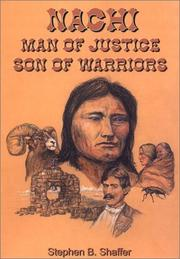 Cover of: Nachi, Man of Justice Son of Warriors