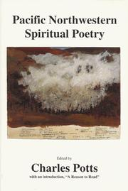Cover of: Pacific Northwestern Spiritual Poetry
