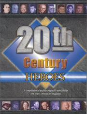Cover of: 20th Century Heroes