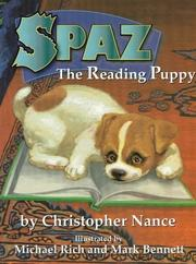 Cover of: Spaz the Reading Puppy