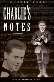 Cover of: Charlie
