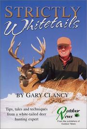 Cover of: Strictly Whitetails
